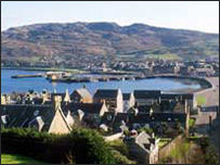 "Campbeltown, Argyll, Scotland, home of my Grandmother Elsie ""Ferguson"" Harbour's family."
